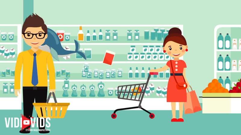 Рекламный ролик для мобильного приложения