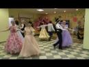 Кадриль-Москва, выступление коллектива Ветер танца