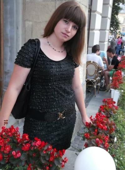 Настюша Шевчук, 25 июля 1991, Львов, id149936393