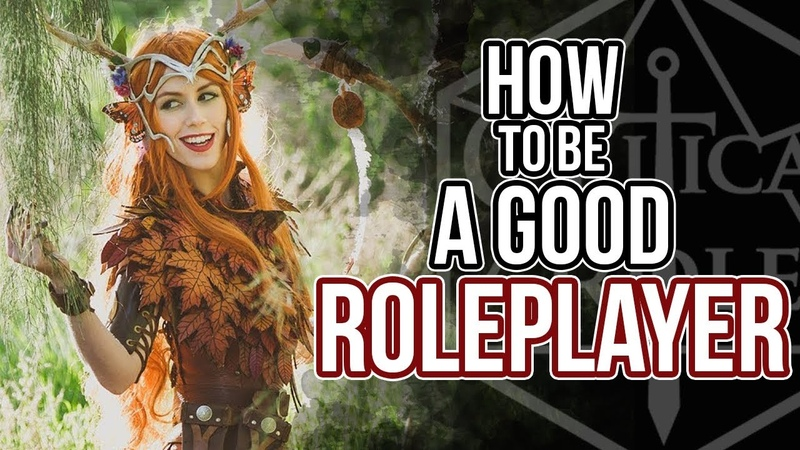 Marisha Ray: Lessons in being a Good Roleplayer