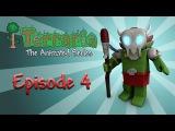 Забавный мультик про террарию Terraria: The Animated Series - Episode 4