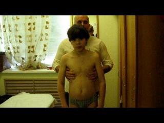 На приеме у врача-кинезиолога Алексея Кузнецова
