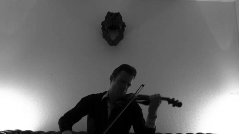 Rammstein 'Frühling in Paris' Piano Violine