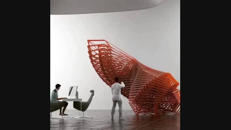 Parametric art object