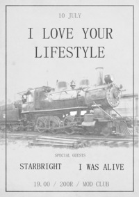 10.07 * I LOVE YOUR LIFESTYLE (SWE) * MOD