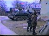 Эпизод гражданской войны в Югославии