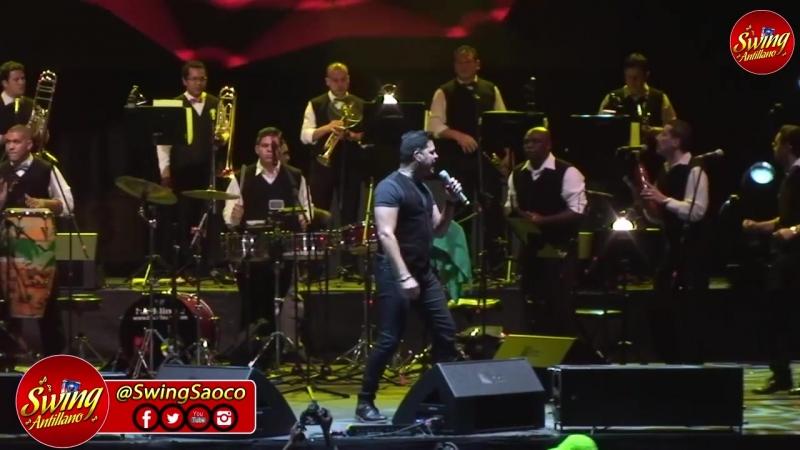 REY RUIZ - LUNA NEGRA EN MEDELLIN (Live)