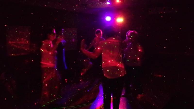 Лазер шоу диско 4