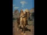 The Apache Native American tribe