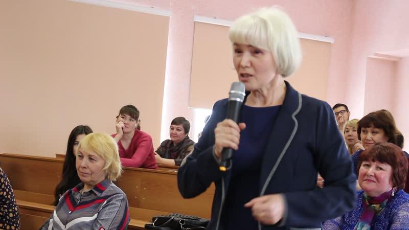 Гузалия Ариткулова - один из авторов Антологии