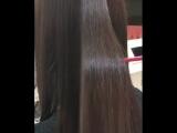 Aina's hair