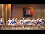 Народный ансамбль танца Дубравушка передает #ПриветвКосмос на Международную космическую станцию космонавтам