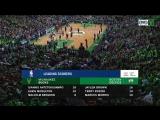 NBA PLAYOFFS 2018 Milwaukee Bucks vs. Boston Celtics East 1st ROUND (17.04.2018 G2)