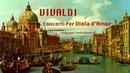 Vivaldi - Concerti Per Viola d'Amor Century's recording Nane Calabrese/Scimone
