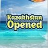 Kazakhstan Opened