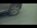 001_очень медленно едет автобус в московской пробке.пророк сан бой возмущён