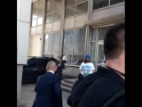 30.04.2018 • Джаред прибыл во Дворец Спорта   Киев, Украина
