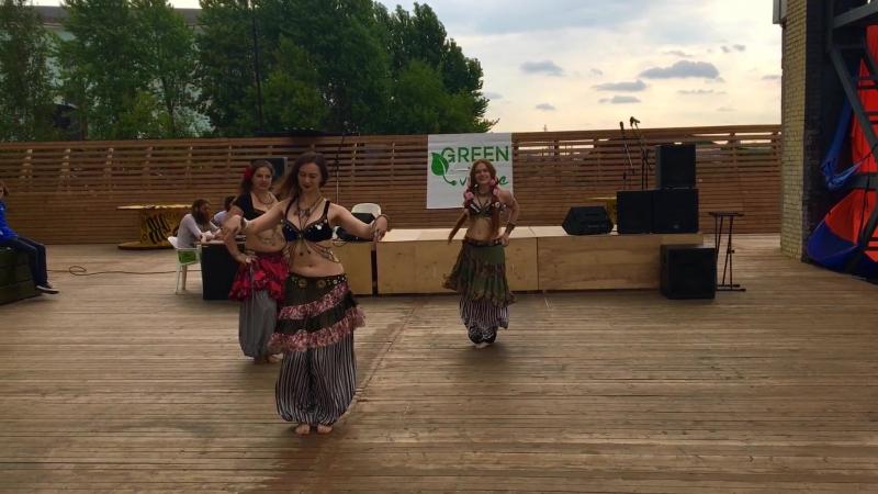 Балканский фьюжн | Silver Rose Dance Co. | Фестиваль Green Village