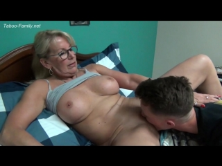 Milf bed time story