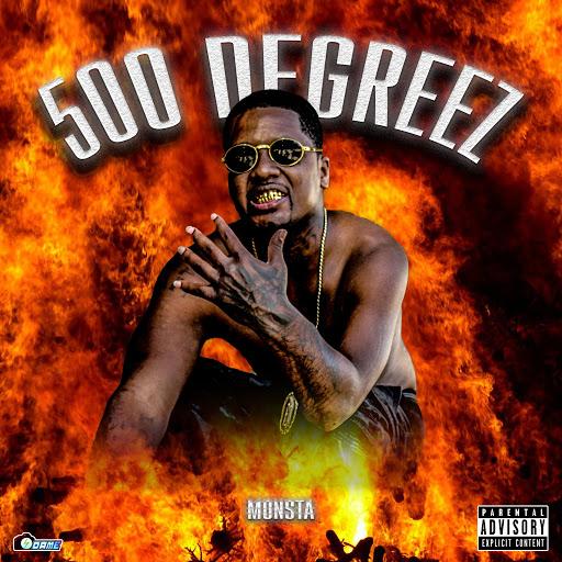 MONSTA альбом 500 Degreez