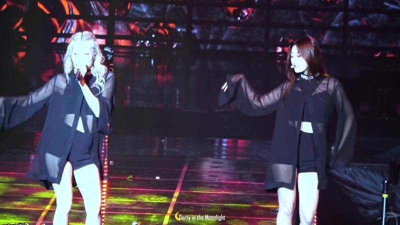 [FANCAM] 180819 이달의소녀/Kim Lip – Rosy @ Debut Concert