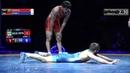 82 кг ФИНАЛ 3 5 Шамиль ОЖАЕВ Адлан АКИЕВ