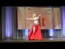 Абликова Полина, классикаФестиваль-конкурс исполнителей восточного танца, Курск.