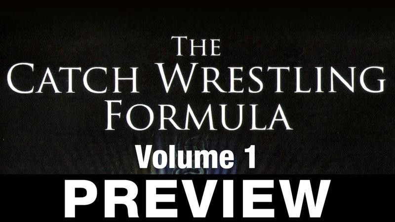The Catch Wrestling Formula Neil Melanson Vol 1 Available at Budovideos.com