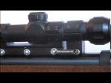 Подвижный прицел для пневматической винтовки Hatsan Striker 1000S | Хатсан Страйкер 1000С