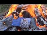 Почему Вайшнава Прана сжигает Бхагавад-гиты?