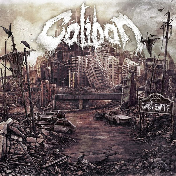 Caliban - Ghost Empire (Deluxe Edition)