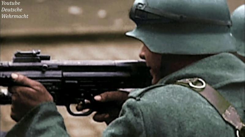 WEHRMACHT SOUND Abwehr des Warschauer Aufstandes August 1944