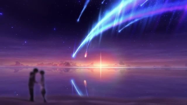 The comet of fate