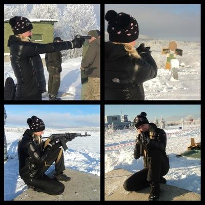 Ольга Мартынова, 8 декабря , Мурманск, id2770632