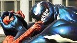 Spider-Man Web of Shadows - SPIDER-MAN VS VENOM BATTLE