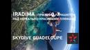IRADIMA - Прыжки с парашютом над нереально-красивыми пляжами (Гваделупа)