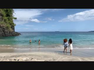 Пляж 🏖 White sand beach / Virgin Beach