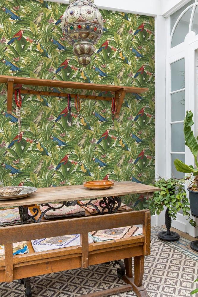 Четыре новые трендовые коллекции от фабрики Grandeco (Бельгия): http://gammadecor.