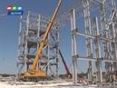 Таврическая ТЭС дала первые мегаватты в энергосистему