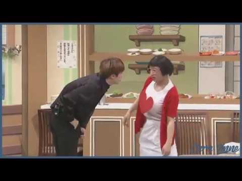 [Озвучка by Cara Linne] 170707 BTS at Yoshimoto Shinkigeki Comedy Show