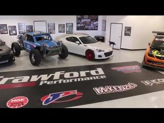 Subaru crawford performance