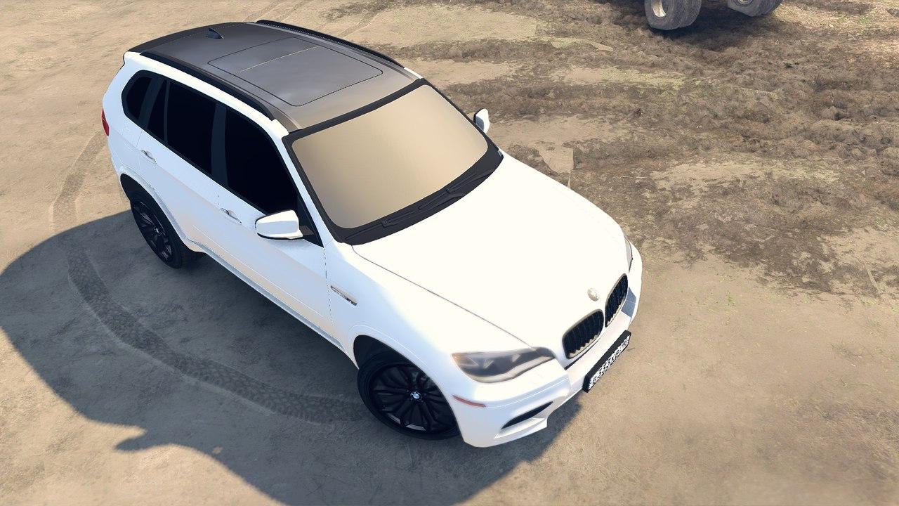 BMW X5 для 13.04.15 для Spintires - Скриншот 2
