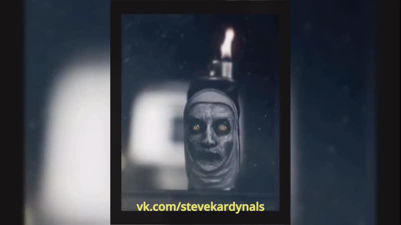 чехол для зажигалки bic - проклятие монахини 3D