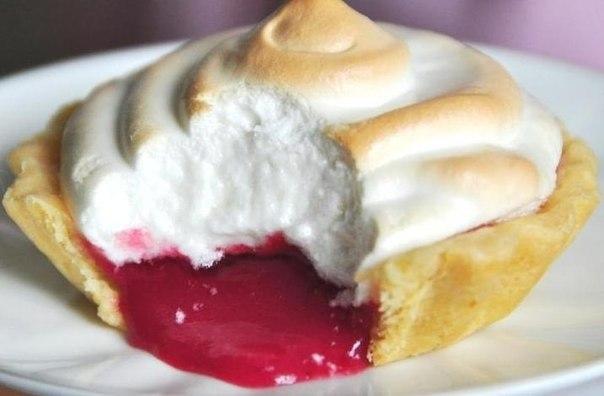 Рецепт тарталеток для сладкой начинки для