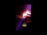Пожар в Березовском. 17.03