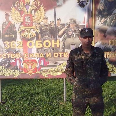 Айдарик Низаев, 5 декабря , Уфа, id229349207