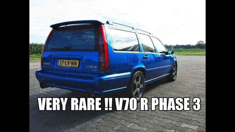 Very Rare !! 1999 Volvo V70R Phase 3 Review TestDrive JMSpeedshop !