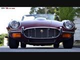 1974 Jaguar E-Type XKE V12 Full Restoration