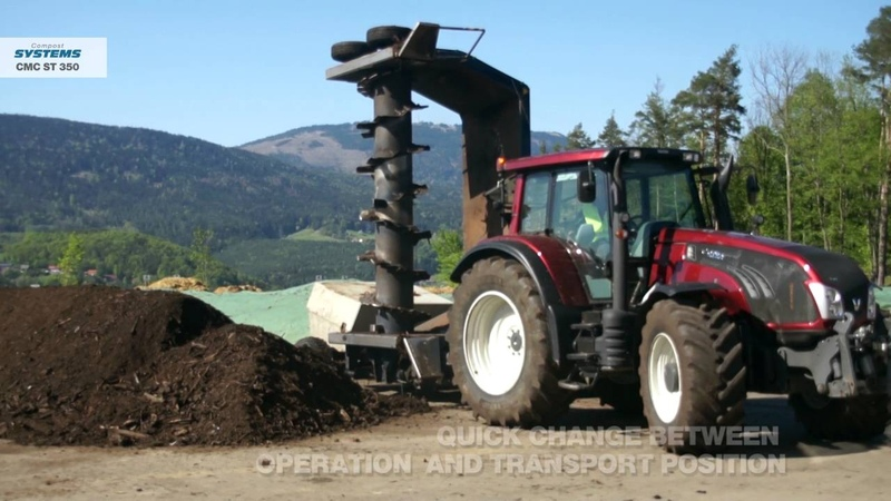 Compost Systems Machine Technology IFAT 2016