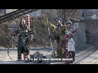 [dragonfox] Engine Sentai Go-Onger - 10 Years Gran Prix